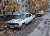 Улицы и дворы Ставрополя очистили от автохлама