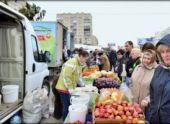 30 марта Ярмарка выходного дня пройдет в Октябрьском районе Ставрополя