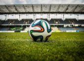 Исторический футбол на стадионе «Труд» в Обнинске