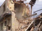 В Кисловодске снесли здание школы №16