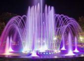 Сезон фонтанов в Железноводске закроется 10 октября
