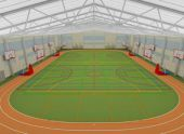 На Ставрополье в селе Дивное открылся спортивно-оздоровительный комплекс