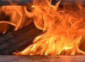 В Ставрополе горела бытовка на территории университета