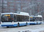 1 января троллейбусы в Ставрополе начнут работу в 5 утра