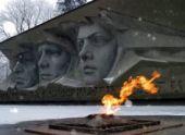 В Ставрополе прошел митинг в честь 77-ой годовщины освобождения от фашистов