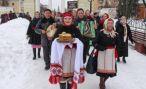 В Невинномысске проводят зиму в парке «Шерстяник»