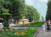 В Ставрополе появится 42-метровая скамейка