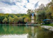 Очисткой озера в Железноводске займется микроводоросль