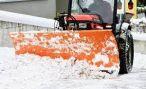 В Ставрополе активно очищают дороги от снега
