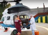 В Ставрополе откроется площадка для вертолетов санавиации