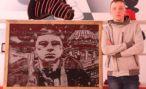 Выпускник одной из школы Ставрополя делает необычный подарок школе