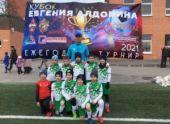 Юные спортсмены Ставрополя завоевали бронзовые медали