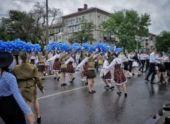 «Майский вальс Победы» в Невинномысске поразил своими масштабами