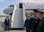 М.Мишустин побывал с рабочей поездкой в Ставропольском крае