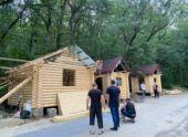Необычные домики в экостиле появятся в Железноводске