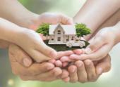 С помощью соцвыплат собственным жильем обзавелись 60 семей